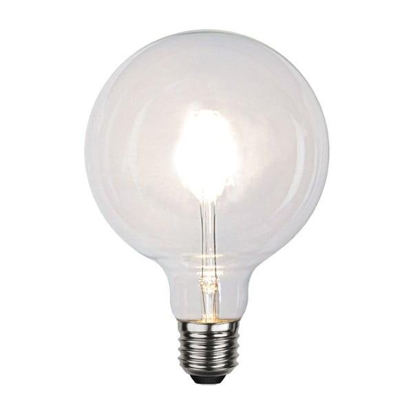 Żarówka LED Ball, 2700K/600 Lm