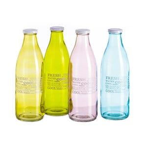 Zestaw 4 butelek Tapa, 1 l