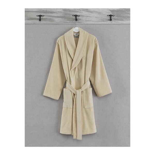 Szlafrok unisex ze 100% bawełny z kolekcji Marie Claire Markis, rozmiar M