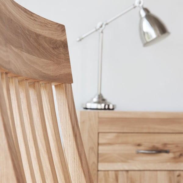 Krzesło dębowe do jadalni Goliath