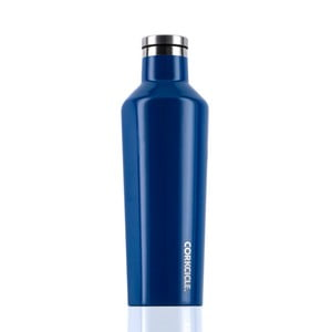 Niebieska   butelka termiczna Root7 Canteen Rivera, 470 ml