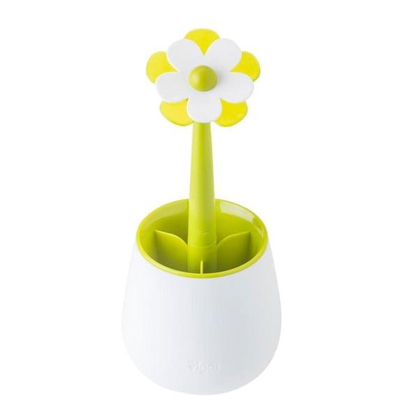 Stojak na sztućce Green Flower