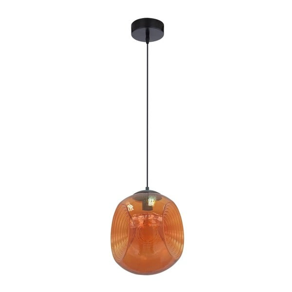 Lampa Candellux Lighting Club 28, pomarańczowa