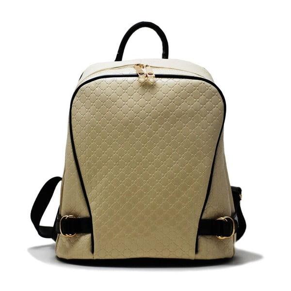 Skórzany plecak Sandy Beige