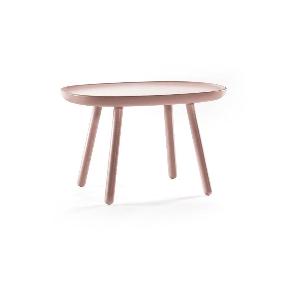 Stolik drewniany EMKO Naïve, ⌀ 41 cm