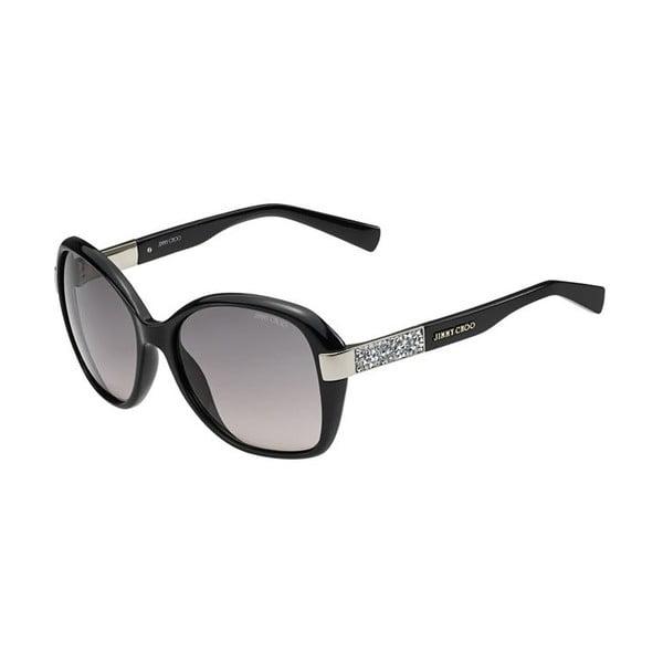 Okulary przeciwsłoneczne Jimmy Choo Alana Shiny Black/Grey