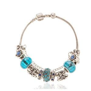 Damska bransoletka w srebrnym kolorze NOMA Charlotte