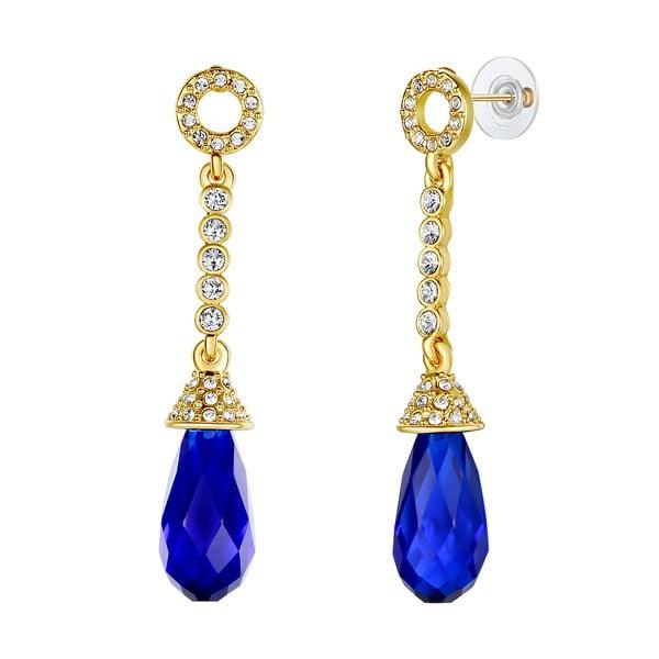 Kolczyki z kryształami Swarovski Lilly & Chloe Evette
