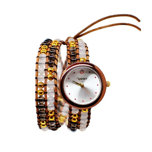 Zegarek z koralikami Double, Pina Colada