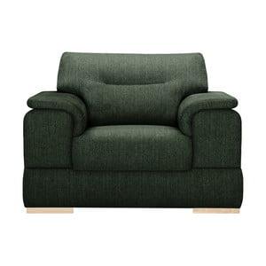 Zielony fotel Stella Cadente Madeiro