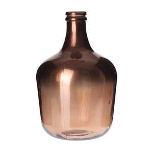 Szklany wazon Inart Copper