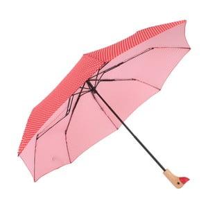 Czerwona parasolka Goose