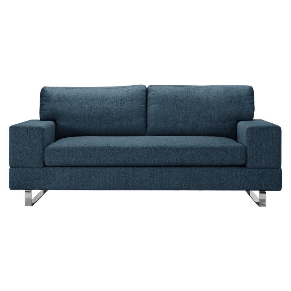 Niebieska sofa Prêt à Meubler Classics Dahlia