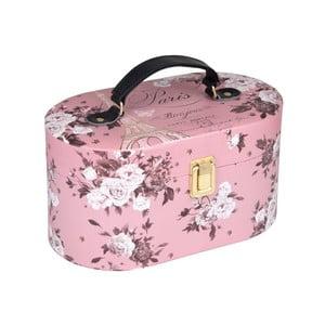 Owalna szkatułka na biżuterię Tri-Coastal Design Roses