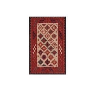 Ręcznie tkany dywan Kilim No. 727, 155x240 cm