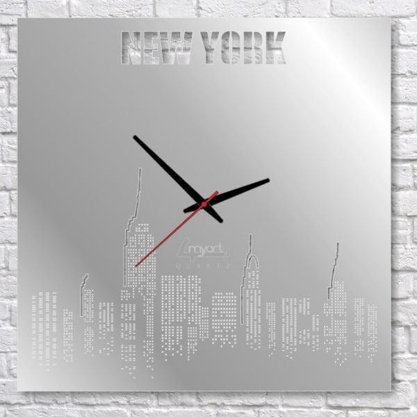 Zegar ścienny New York