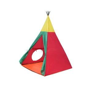 Namiot dziecięcy Indian, czerwony