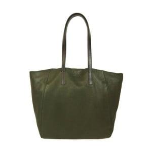 Torebka skórzana O My Bag Jazzy Less Wooden Green