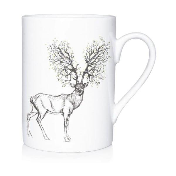 Porcelanowy kubek Forest Dreams, 300 ml