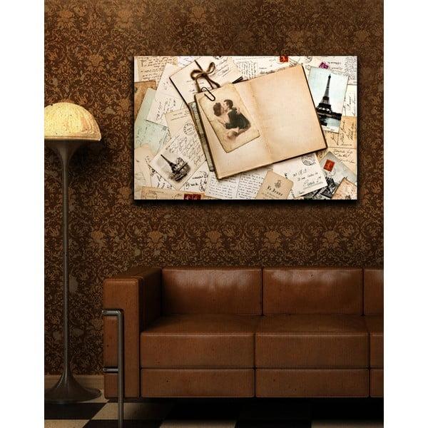 Obraz Wspomnienia, 45x70 cm