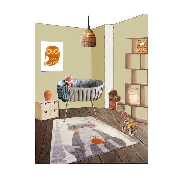 Dywan dziecięcy Nattiot Harry, 100x150 cm
