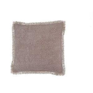 Ciemnoróżowa poduszka Moycor Cairo, 45 x 45 cm
