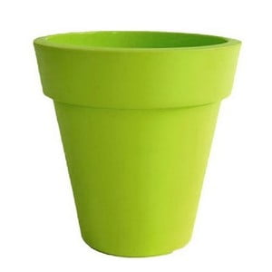 Doniczka Samantha 30x30 cm, zielona