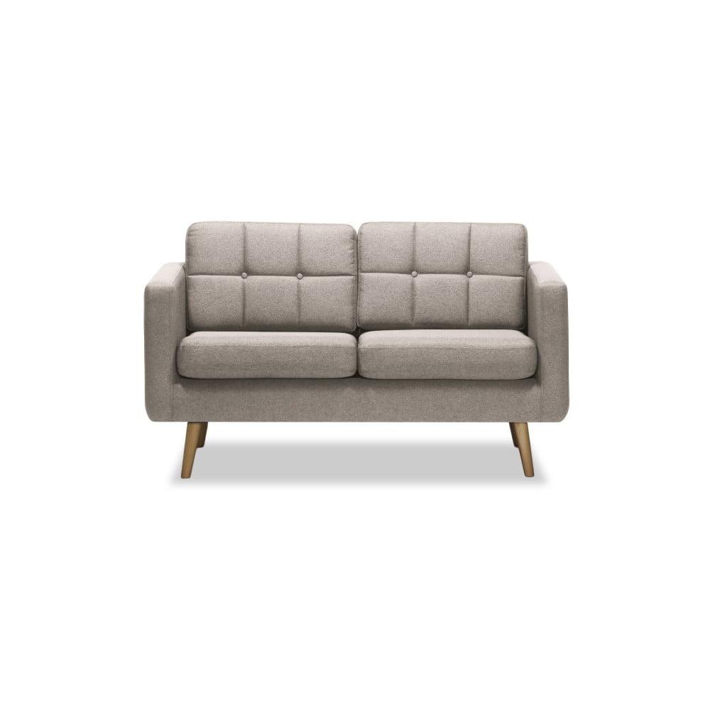 Beżowa sofa 2-osobowa Vivonita Magnus