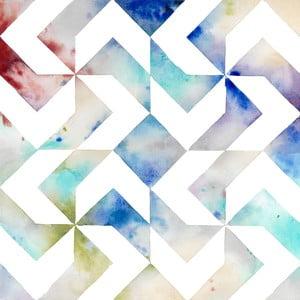 Obraz Pattern Blur, 55x55 cm