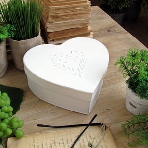 Pudełko Heart Orchidea