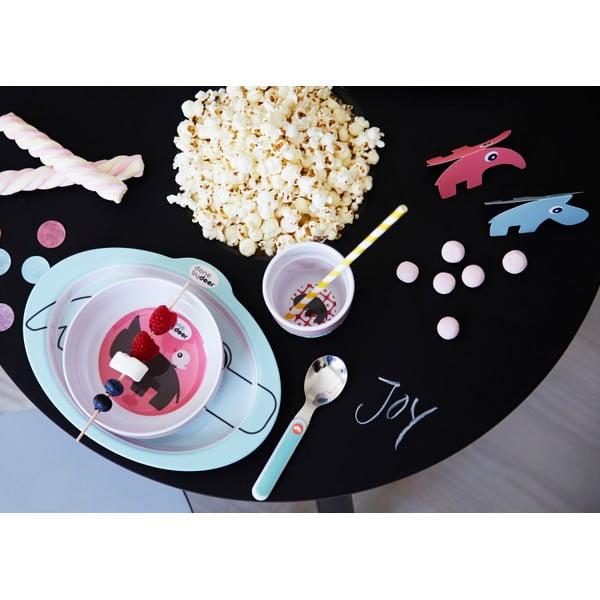 Zestaw naczyń dla dzieci Tasty Dinner Powder