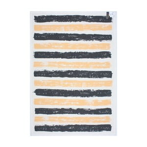 Dywan NW White/Black/Yellow, 160x230 cm