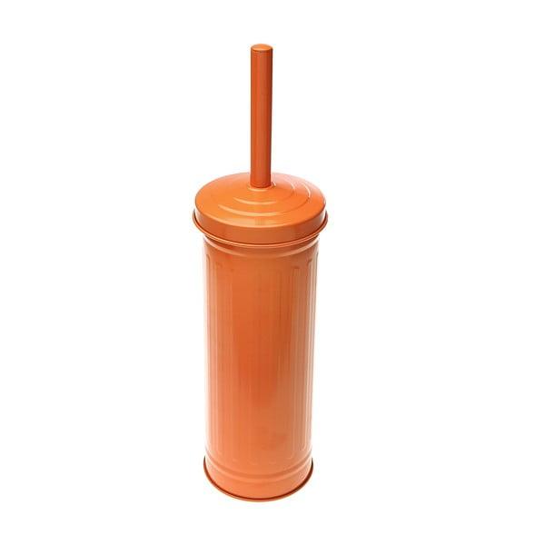 Pomarańczowa   szczotka do WC Naranijsa