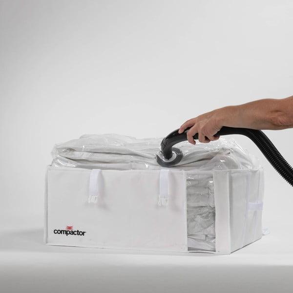 Próżniowy pojemnik Compactor White