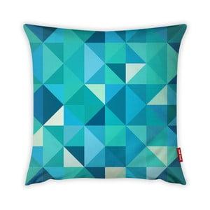 Poszewka na poduszkę Vitaus Sermento Azul, 43x43 cm