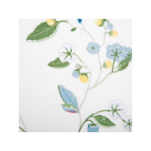 Biały ręcznik Pip Studio Hummingbirds, 70x140 cm