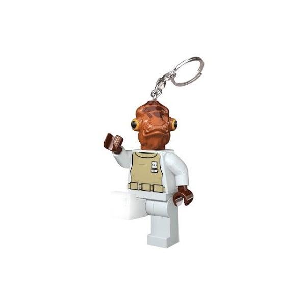 Świecący breloczek LEGO Star Wars Admirál Ackbar