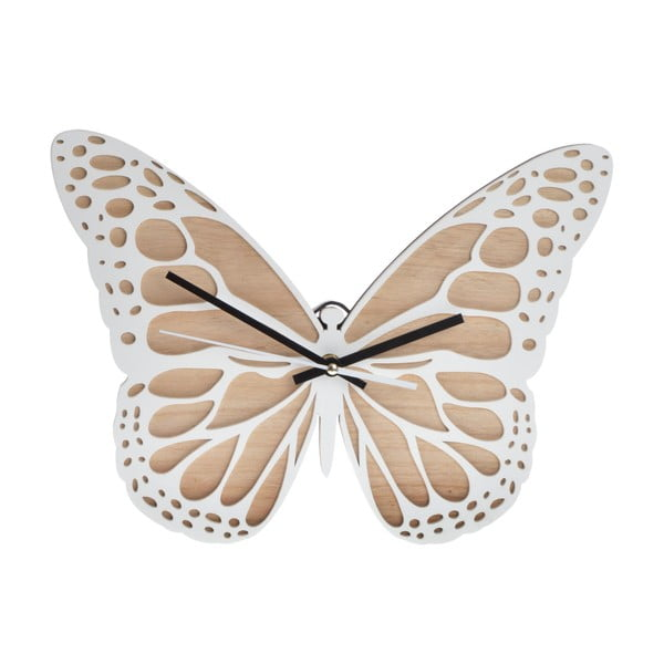Zegar Butterfly Clock, 35 cm