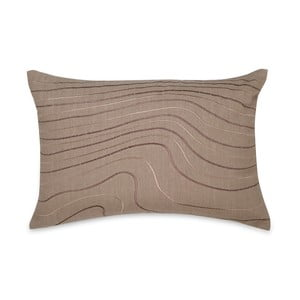 Polštář Waves Sand, 35x50 cm