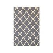 Ręcznie tkany dywan Kilim Jasmina Grey, 160x230 cm