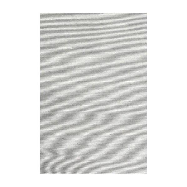 Wełniany dywan Casa Grey/White, 160x230 cm