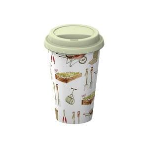 Porcelanowy kubek podróżny Creative Tops Gardeners, 305 ml