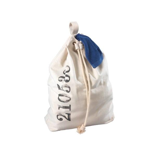 Beżowy wiszący kosz na pranie Wenko Sailor