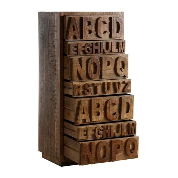 Komoda z litego drewna 13Casa Words