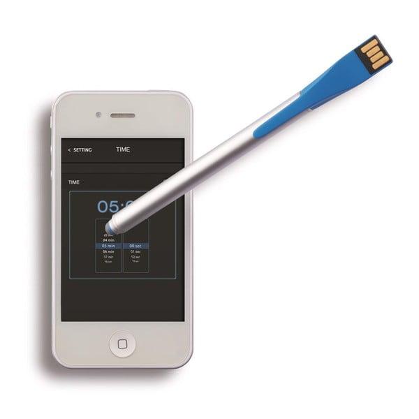 Rysik z pamięcią USB Point 4GB, niebieski