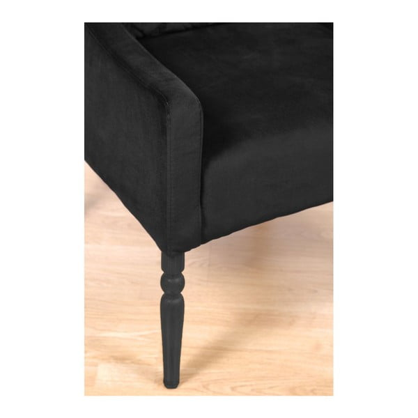 Sofa Wesley Black
