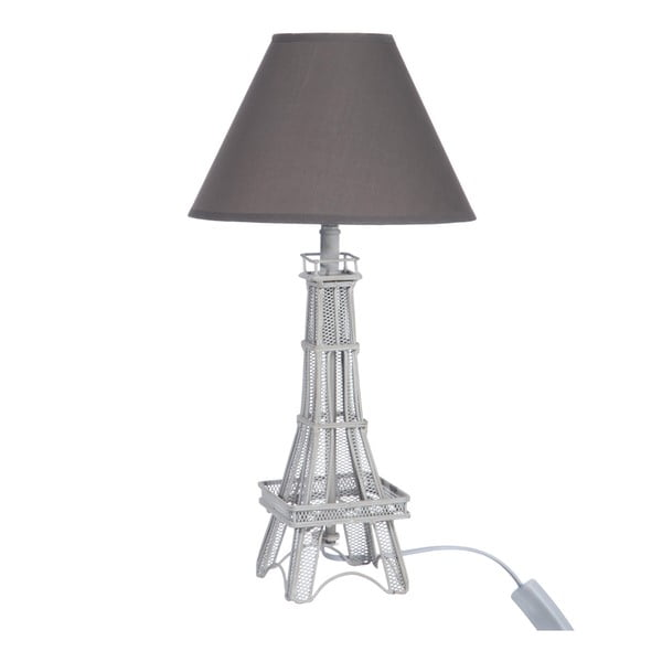 Lampa stołowa Eiffel Tower Grey