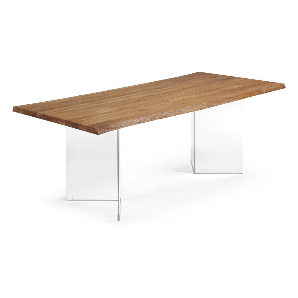 Stół do jadalni La Forma Levik, 200 x 100 cm