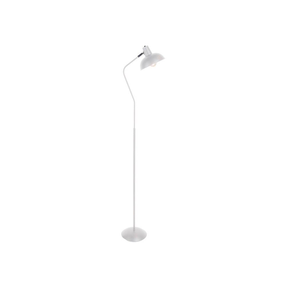 Biała lampa stojąca Leitmotiv Hood