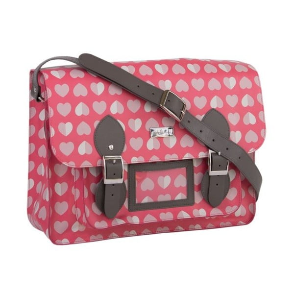 Torebka Beau&Elliot Pink Satchel